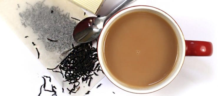 How To Make Black Tea