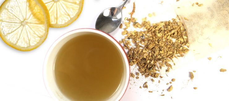 How To Make Ginger Tea: