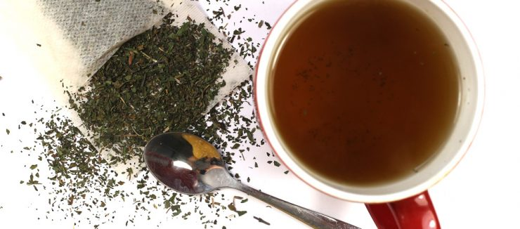 How To Make the Perfect Cup of Tea with Mint Tea