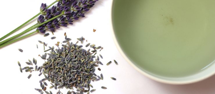 Lavender Tea and Stress
