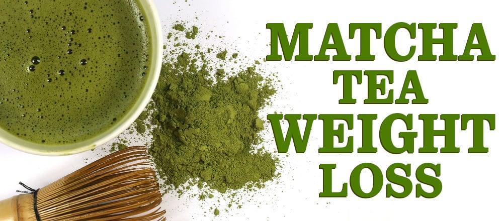 Matcha Tea For Weight Loss