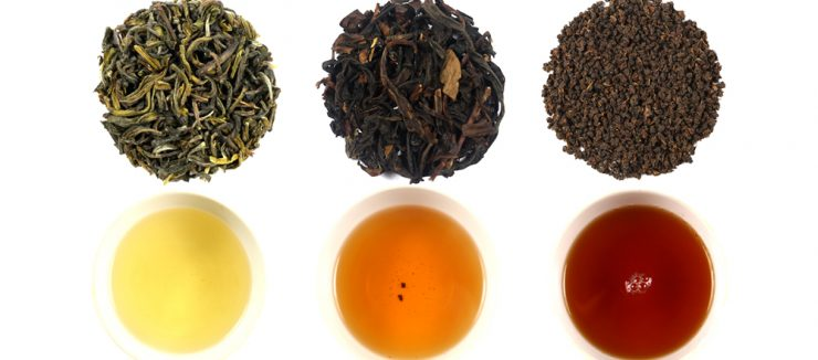 Recommended Teas