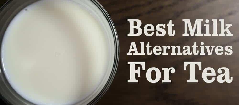 9 Best Milk Alternatives for Tea