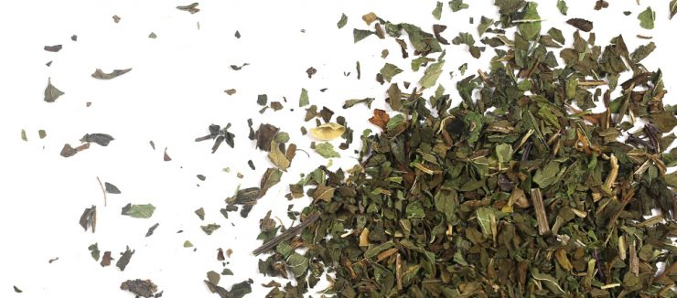 Peppermint Tea is Good for Bloating