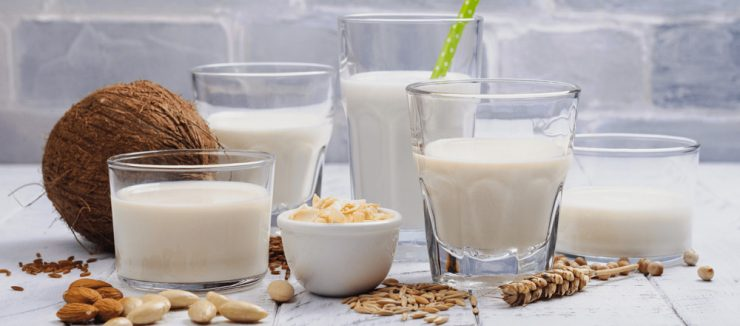 Why Choose A Milk Alternative for a Cup of tea or Coffee?