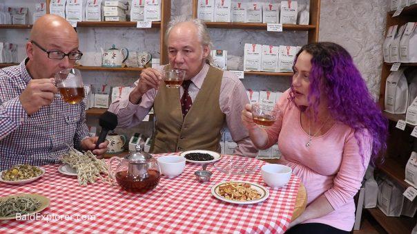Tea Tasting with Richard
