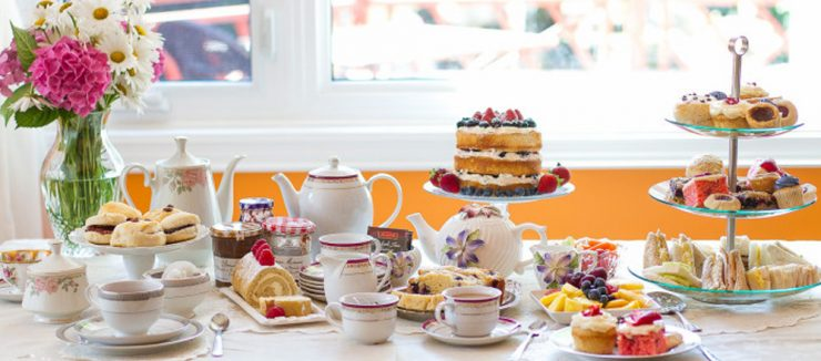 How Much is Afternoon Tea in London?