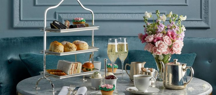 How Many Calories in Afternoon Tea?
