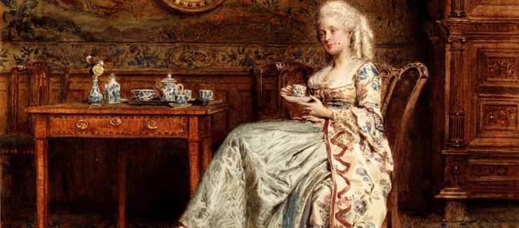 Who invented afternoon tea
