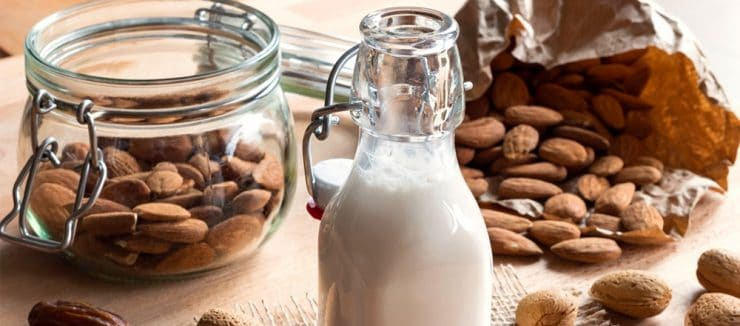 Almond Milk for Coffee is a Great Alternative