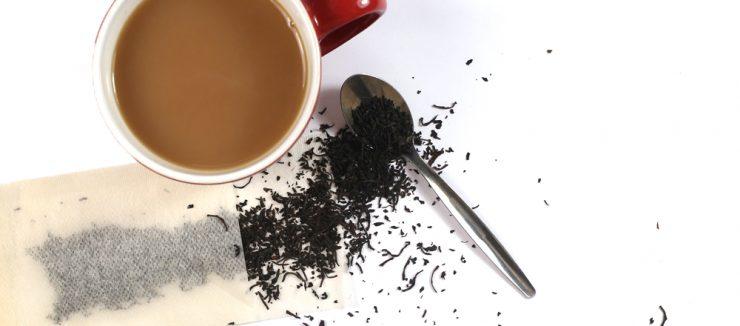 Strong Leaf Tea