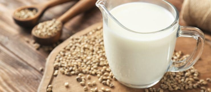 What About Hemp Milk In Coffee?