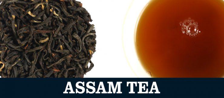 A Stands for Assam Tea