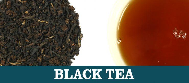 B is for Black Tea