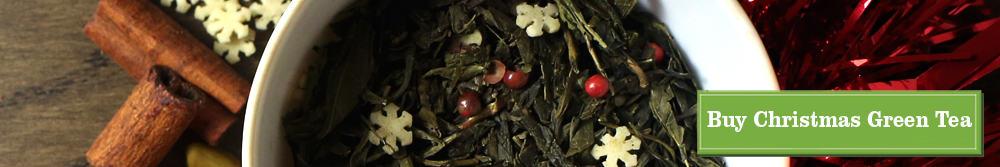 Buy Christmas Green Tea