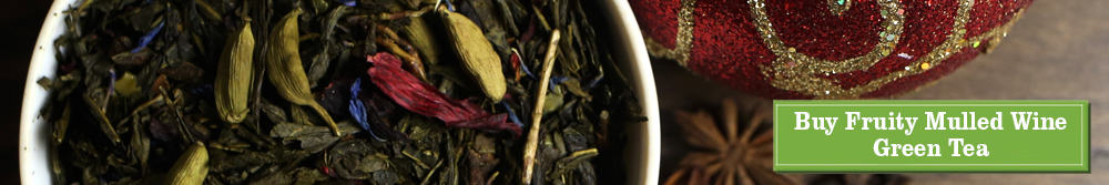 Fruity Mulled Wine Green Tea