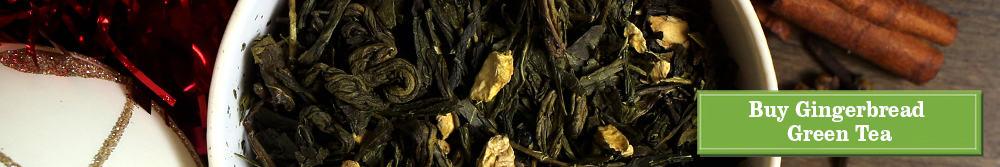 Buy Gingerbread Flavoured Green Tea