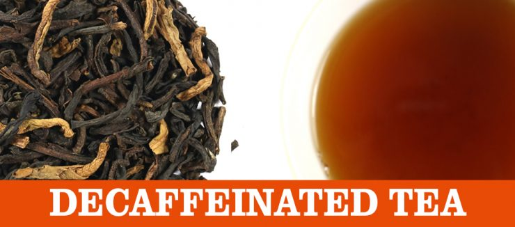 D Stands for Decaffeinated Tea