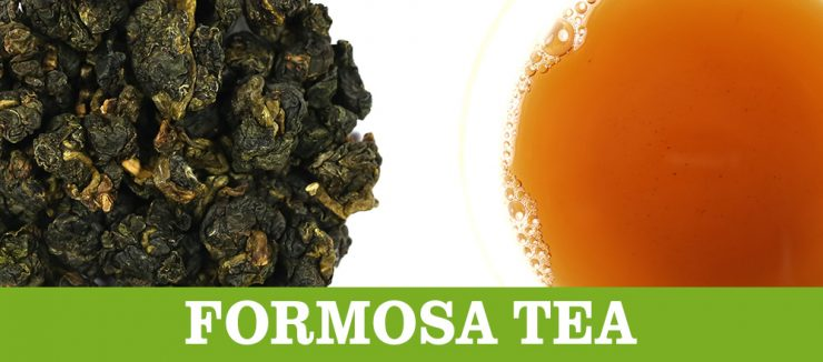 F is for Formosa Tea
