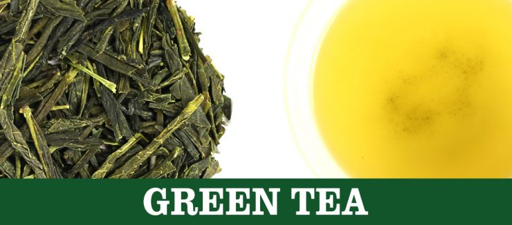 G Stands for Green Tea