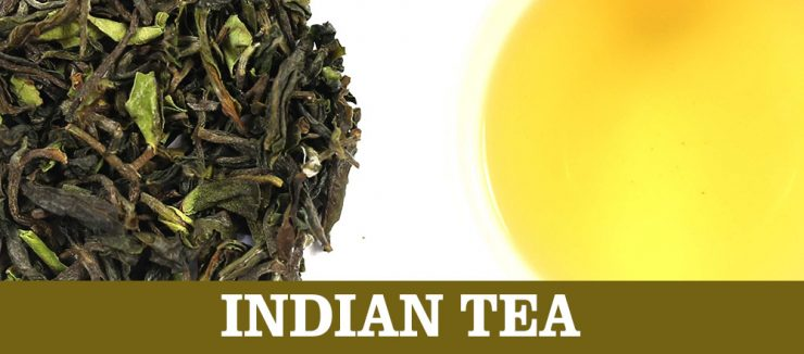 I Stands for Indian Tea
