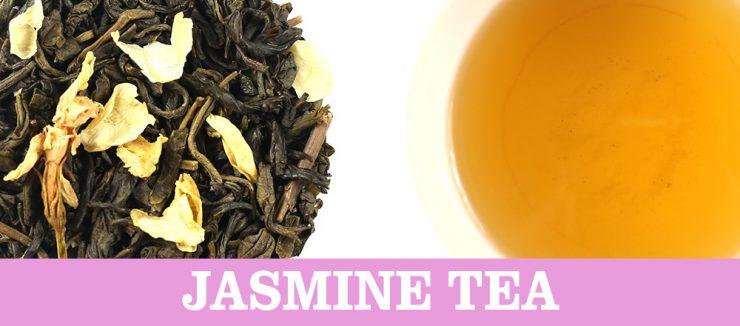 J Stands for Jasmine Tea