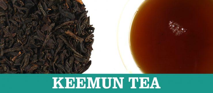 K Stands for Keemun Tea