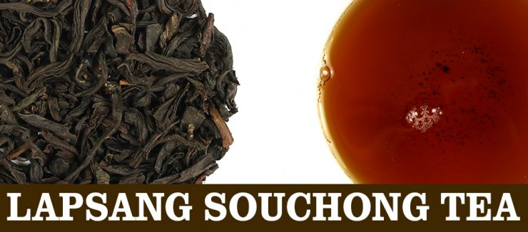L Stands for Lapsang Souchong Tea