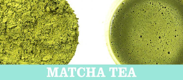 M is for Matcha Tea