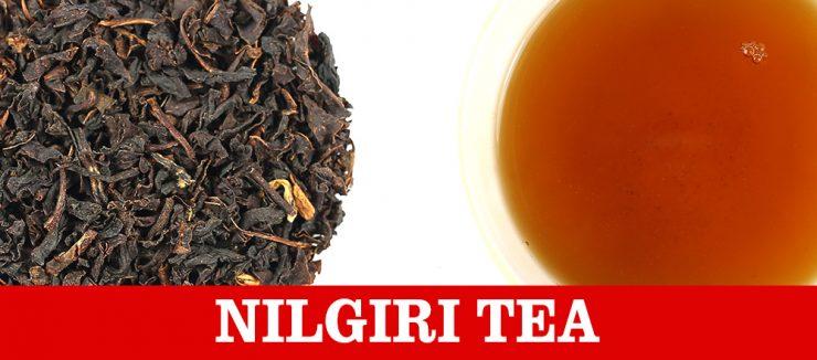 N is for Nilgiri Tea