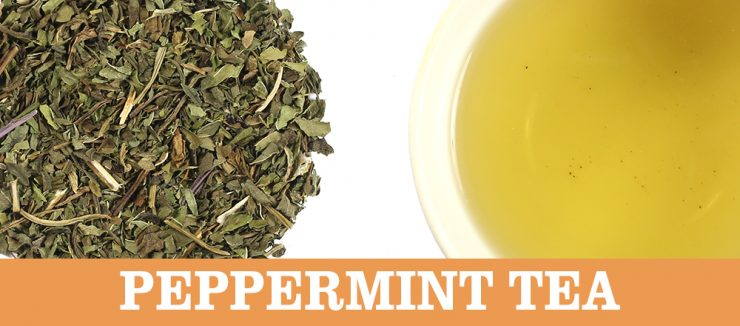 P Stands for Peppermint Tea