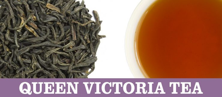 Q Stands for Queen Victoria and Tea