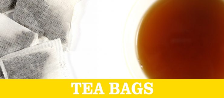 T Stands for Tea Bags