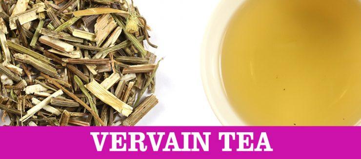 V Stands for Vervain Tea