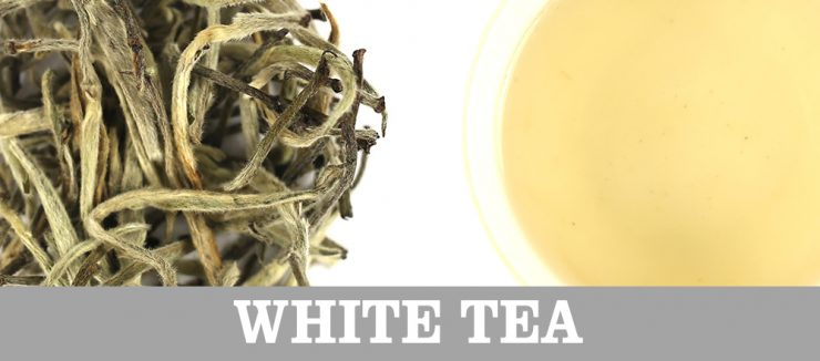 W Stands for White Tea