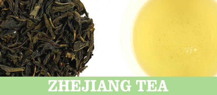 Z Stands for Zhejiang Tea