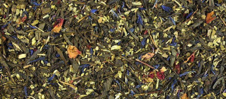 Flavoured Green Tea Types