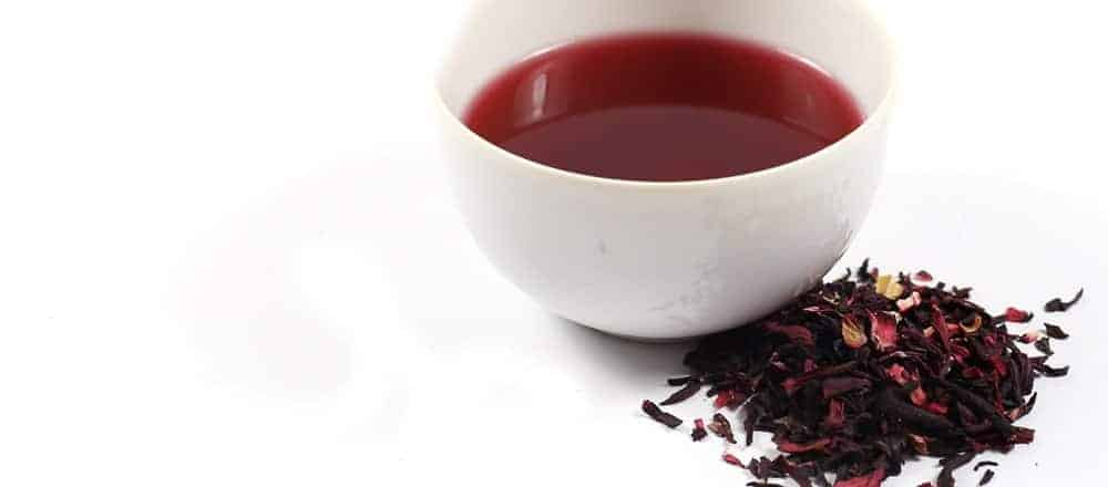 Hibiscus Tea and Skin Benefits