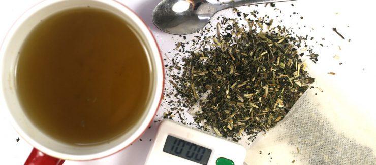 Is there caffeine nettle tea