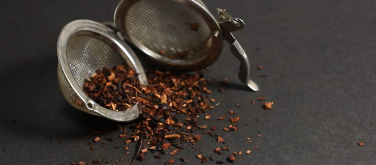 Honeybush Tea Helps with Menopause Stress