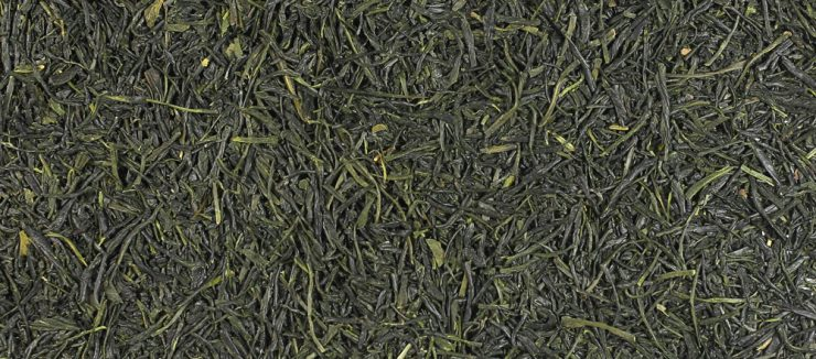 Organic Green Teas