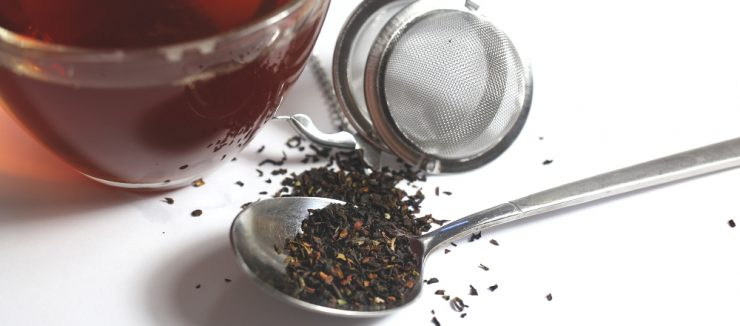 Black Tea Antioxidants