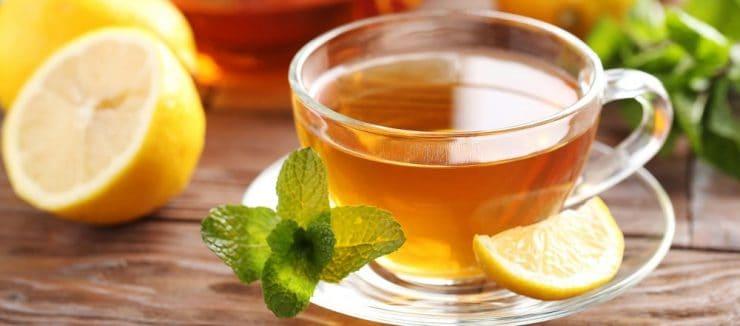 Does Hemp tea have caffeine