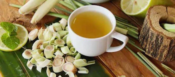 Lemongrass Tea Benefits