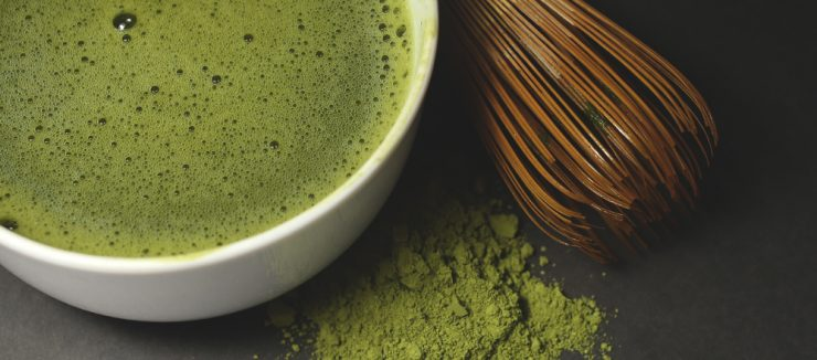 Matcha Tea Antioxidants
