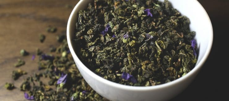 Oolong Tea Antioxidants
