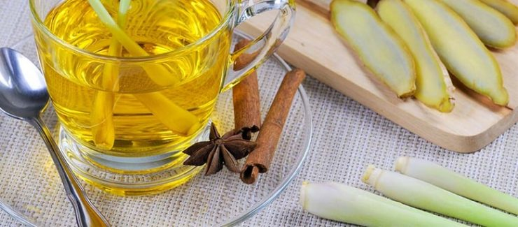 What is Lemongrass Tea