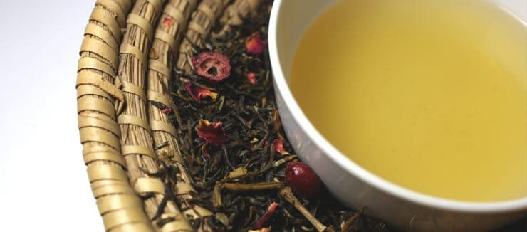 White Tea Antioxidants