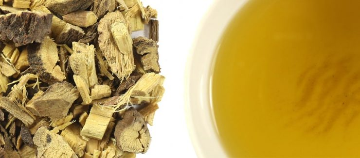 How to Make Liquorice Root Tea
