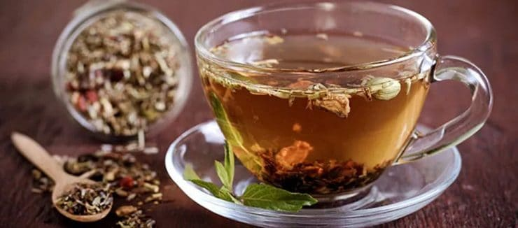 Liquorice Tea for Acid Reflux